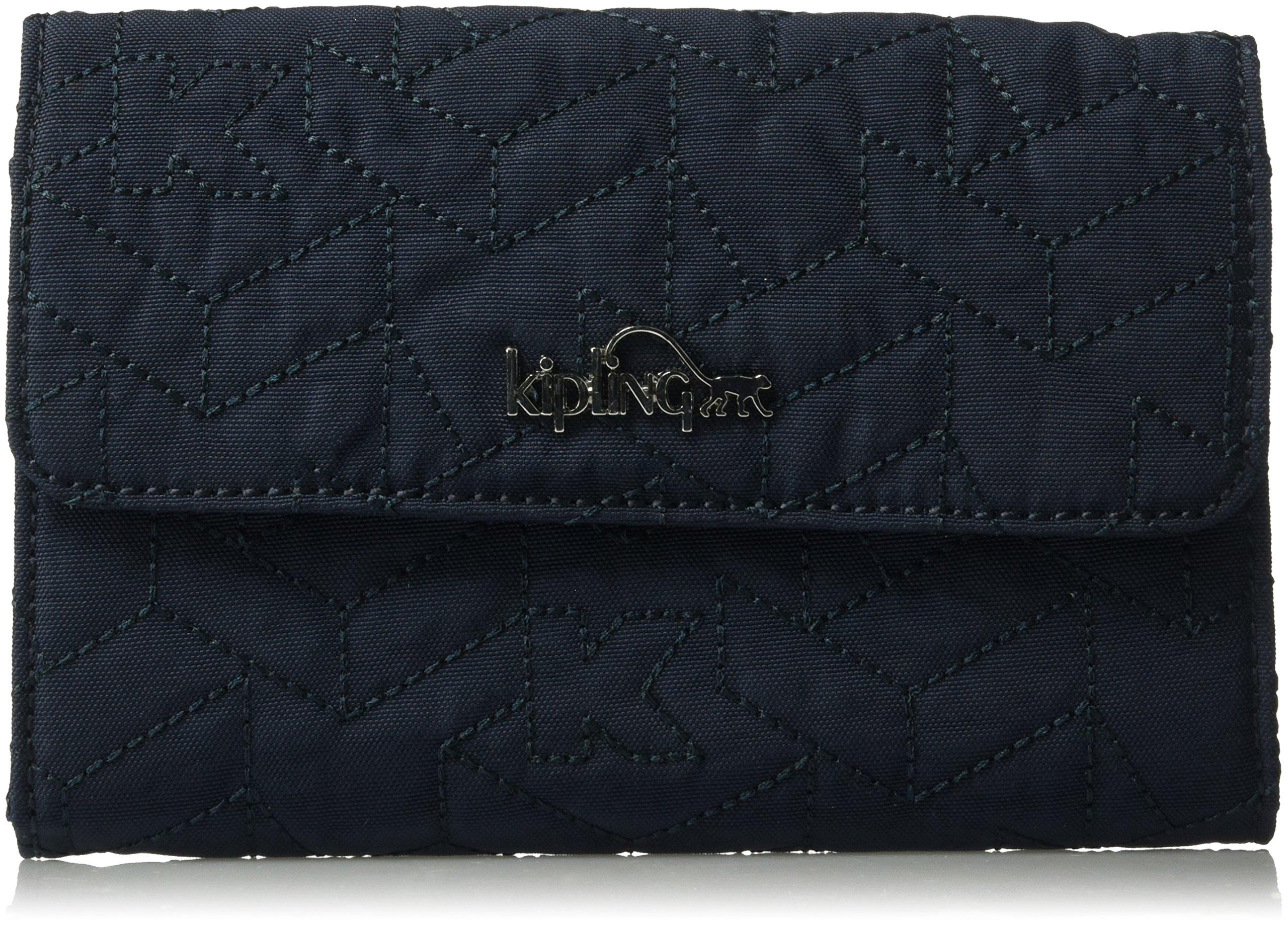Kipling Cash Solid Quilted Wallet Wallet