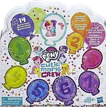 My Little Pony- Cutie Mark Crew Rainbow Mega Pack, Multicolor (Hasbro E5323EU4): Amazon.es: Juguetes y juegos