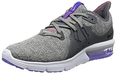 a0496891c9d9e Nike Women s Air Max Sequent 3 Running Shoe (5 B(M) US