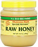 YS Organic Bee Farms - Healthy Honey (Raw), 14 oz