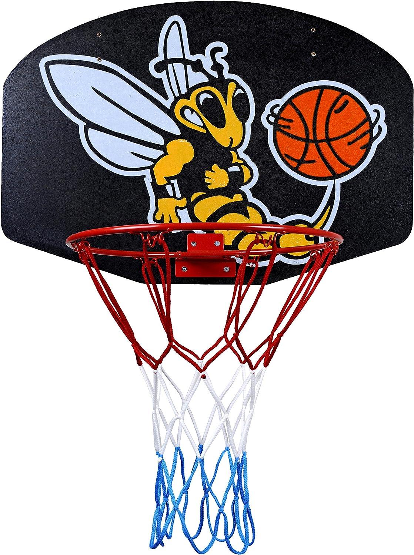 Baloncesto Tarjeta Aba cesta de baloncesto con red de baloncesto ...