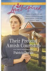 Their Pretend Amish Courtship (The Amish Bachelors) Kindle Edition