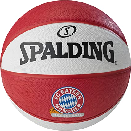 Spalding Basket Ball - Pelota de Baloncesto, Color Rojo, Talla 7 ...