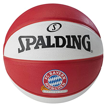 Spalding Basket Ball - Pelota de Baloncesto, Color Rojo, Talla 7 ...