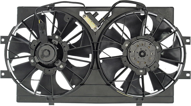Dorman 620-229 Radiator Fan Assembly Renewed