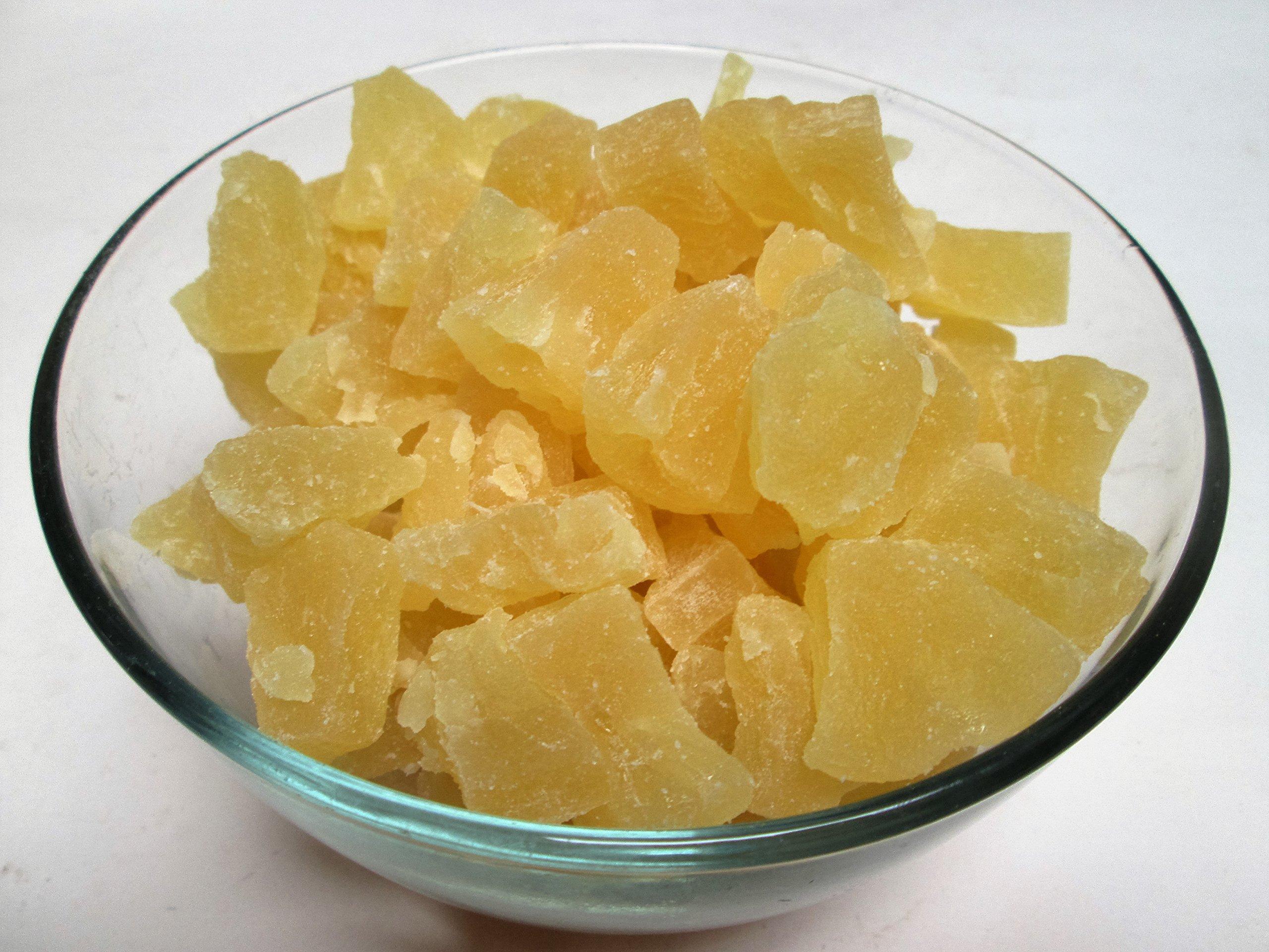 Dried Pineapple Chunks ( Tidbits ) 3 lb bag by CandyMax