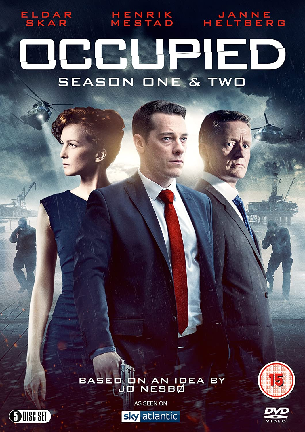 Occupied: Season One & Two Boxset