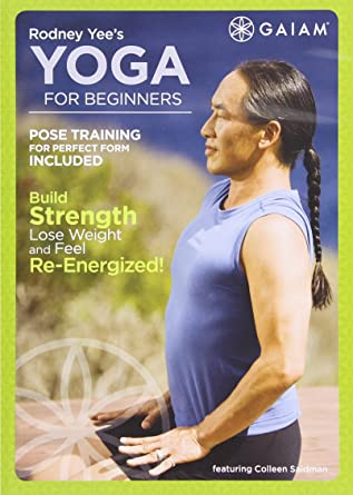 Rodney Yees Yoga for Beginners [Reino Unido] [DVD]: Amazon ...
