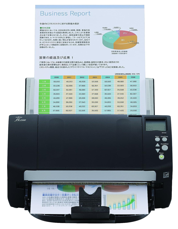 Fujitsu FI-7180 Scanner Sheetfeed