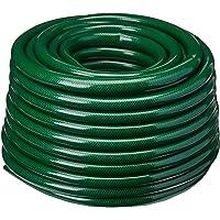 """Surtek M1T50 Manguera Tramada 1"""" Rollo 50 m, color Verde"""