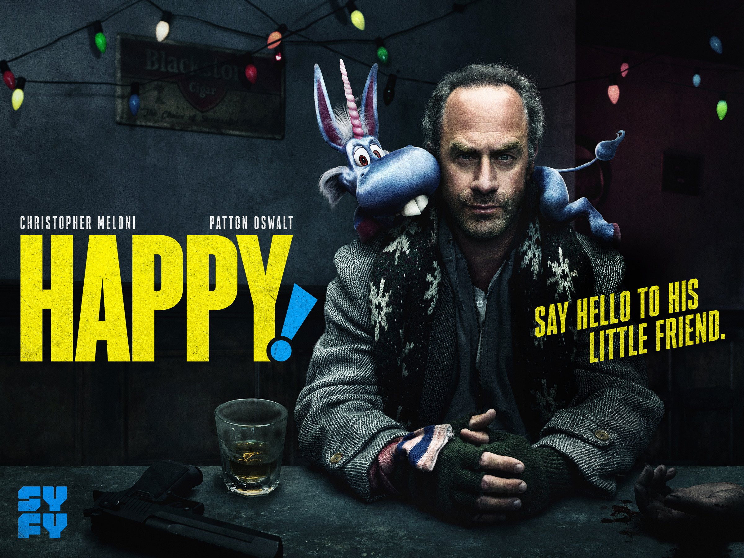 Amazon.de: Happy!, Season 1 [OV] ansehen | Prime Video