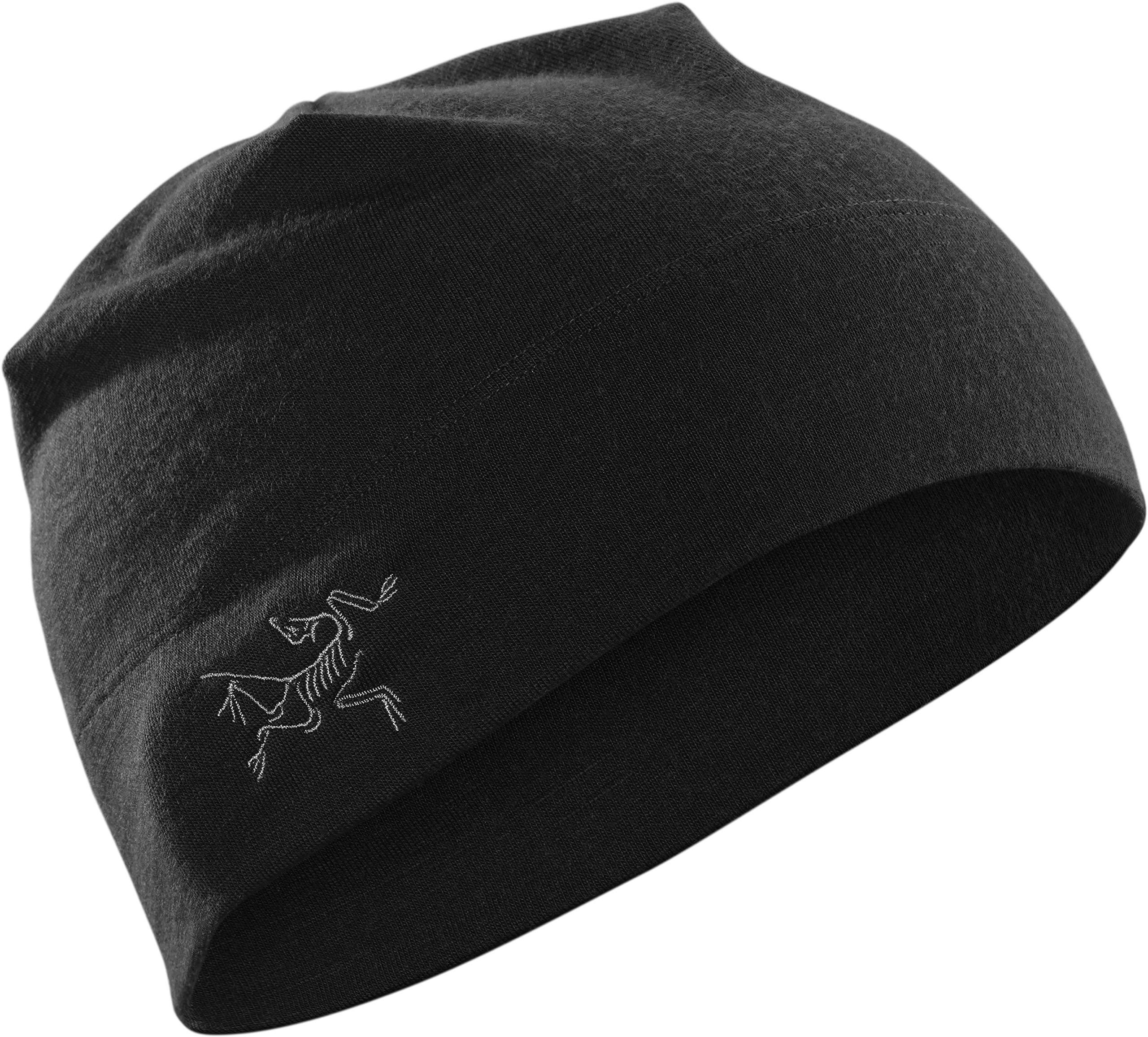 Arc'teryx Rho LTW Beanie (Black) by Arc'teryx