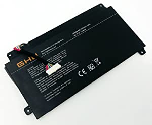 New GHU Battery 45 WH PA5208U-1BRS for Toshiba Satellite E45W E45W-C4200 P55W, Toshiba Chromebook CB35 CB35-B CB35-B3340 CB35-B3330 P000619700 P000645710