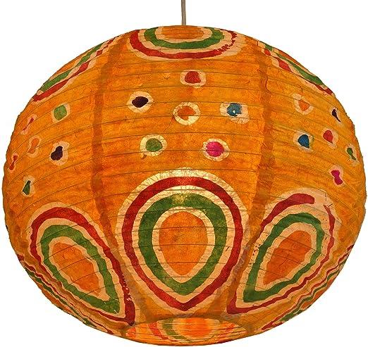 Guru-Shop Corona Redonda Divertida 35 cm, Pantalla de Papel ...