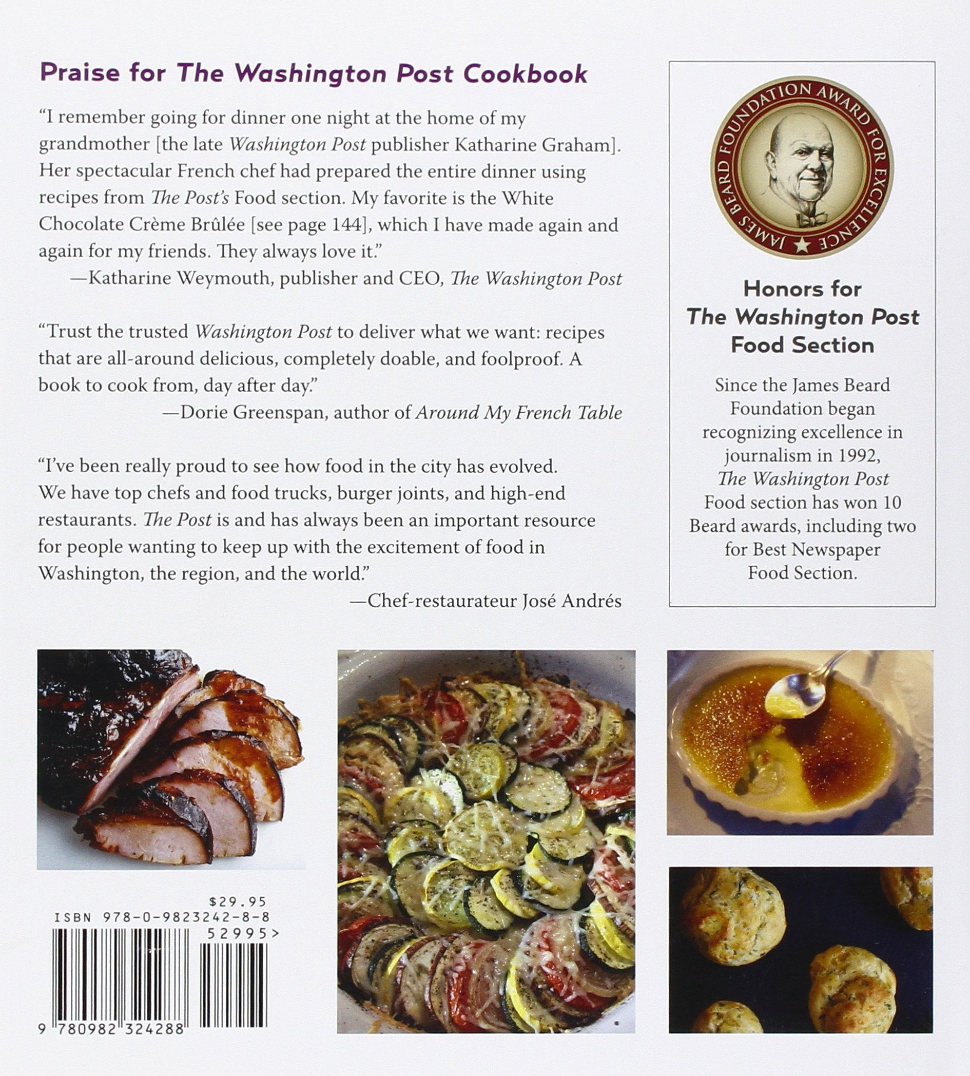 Washington post cookbook bonnie benwick phyllis richman washington post cookbook bonnie benwick phyllis richman 9780982324288 amazon books forumfinder Gallery
