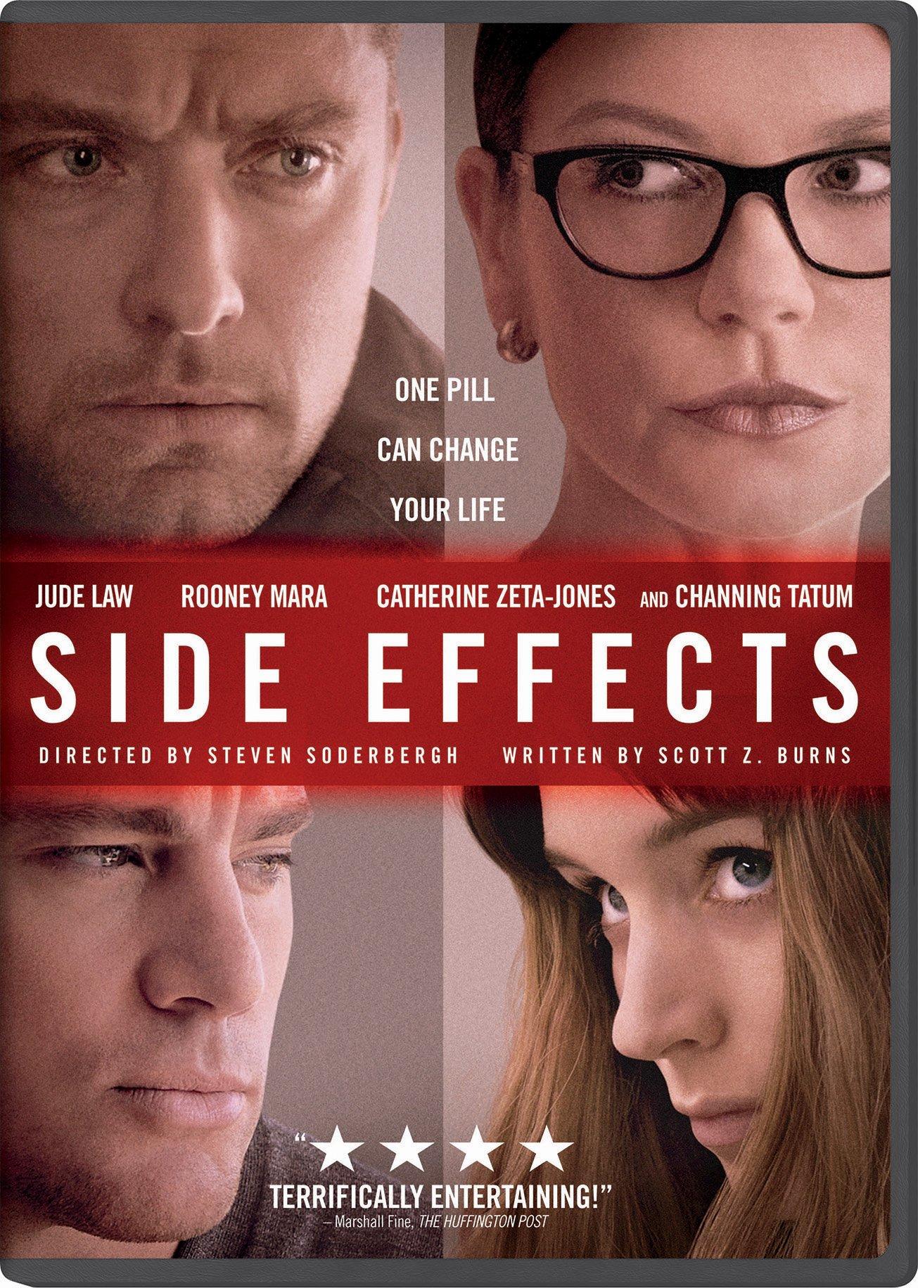 DVD : Side Effects (Snap Case)