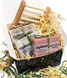 Olive Oil Soap-Natural Gift Set-Handmade Luxury Set -Great Gifts for Women & Men,3pcs,Coffee Exfoliating Soap,Purifying Activated Charcoal Soap & Rose Oil Moisturizing Soap.Unique Gifts for Him & Her