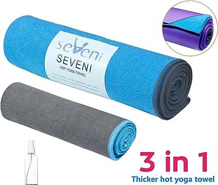 Amazon.com : seveni Hot Yoga Towel (72