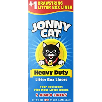 Amazon Com Kitty Cat Alpha Pet Premium Cat Pan Liners