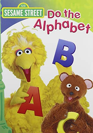 Amazoncom Sesame Street Do The Alphabet Billy Joel Annette