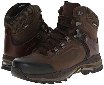 Merrell Crestbound Gore-Tex Botas de Excursionismo: Amazon.es: Zapatos y complementos