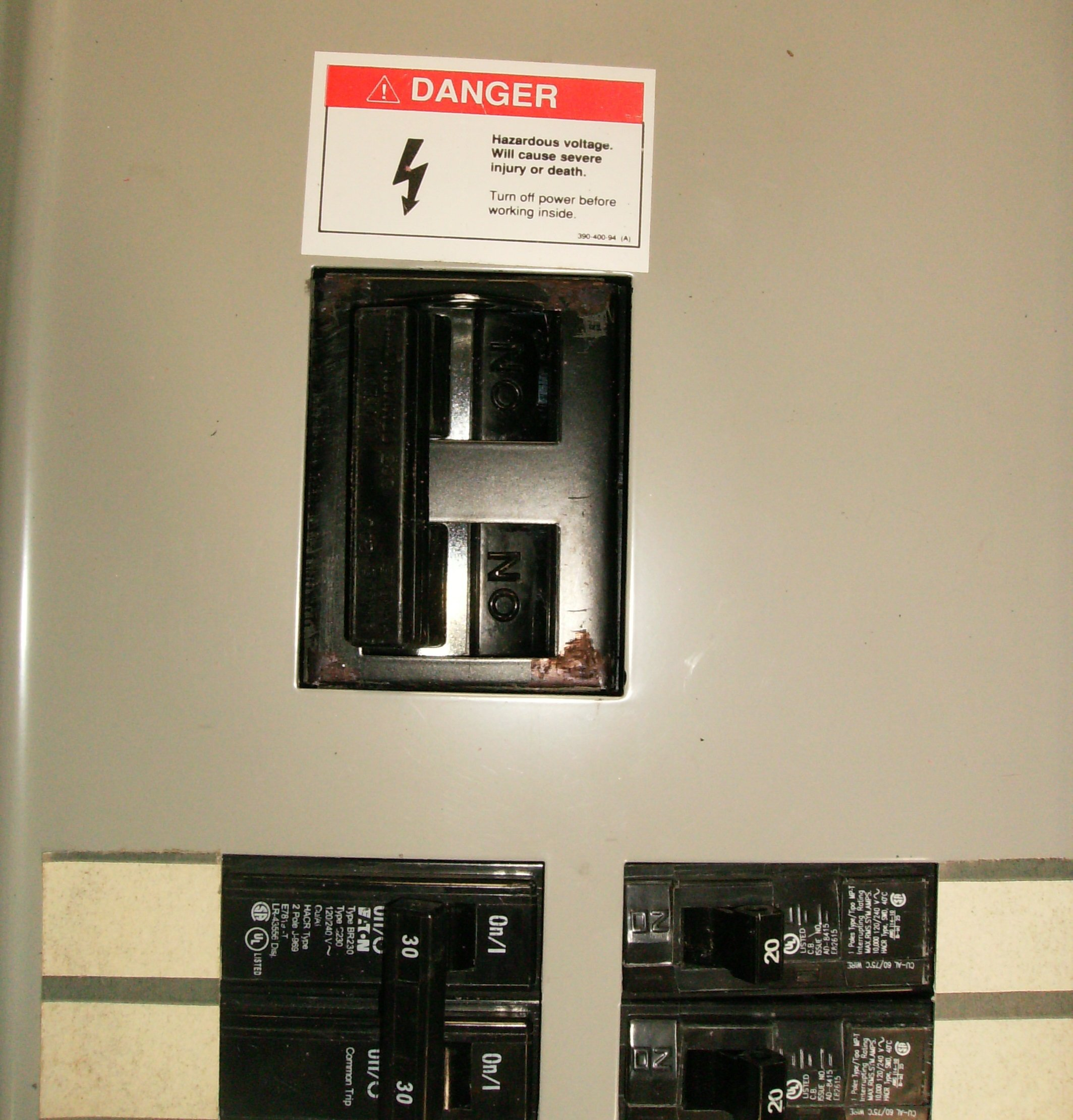 Tb 200a Thomas And Betts Challenger Westinghouse Generator 200amp Main Circuit Breaker With 60amp Interlock Kit 150 Or 200 Amp Panels
