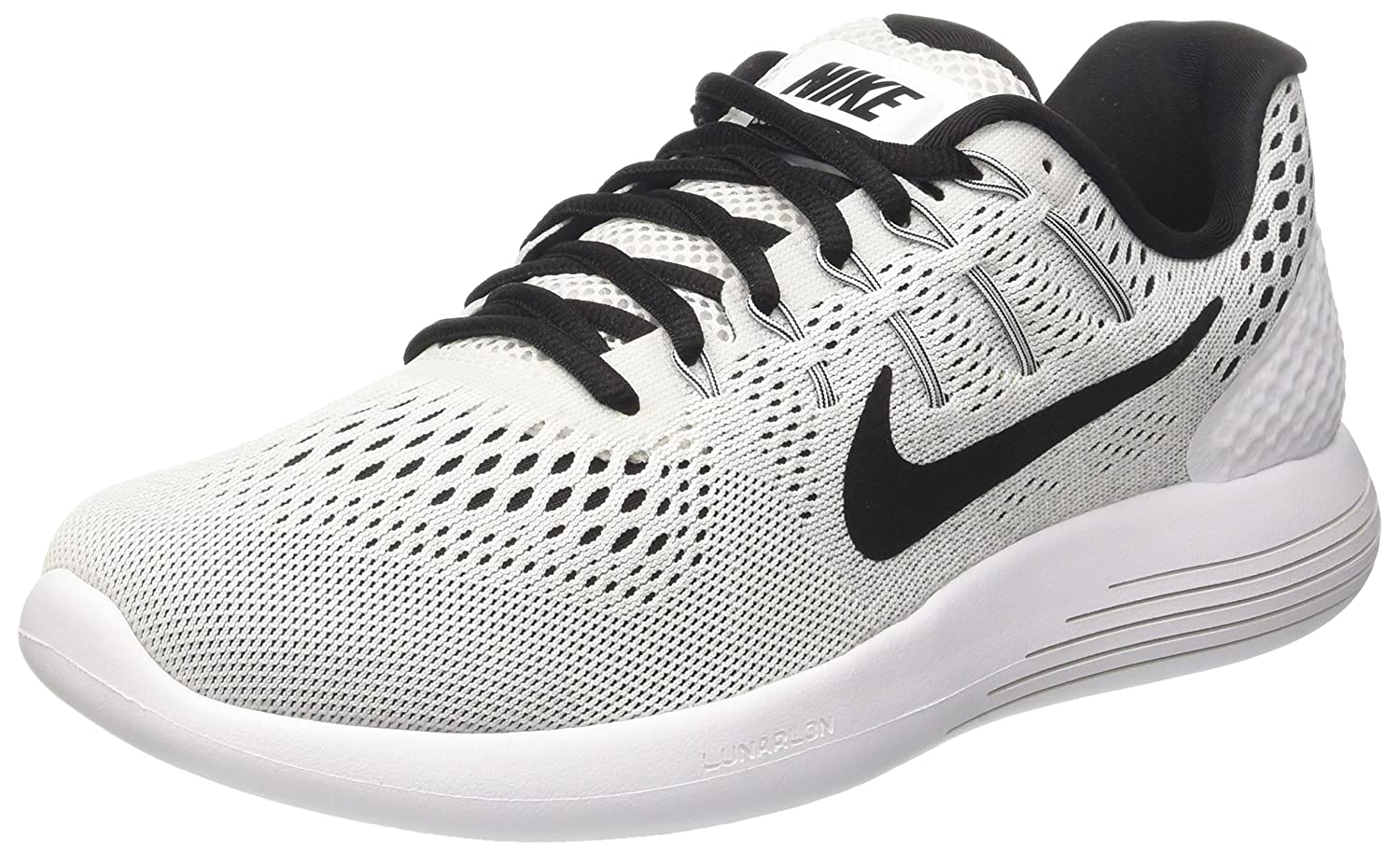 Nike Mens Lunarglide 8, Black / White - Anthracite B07CRJS5MZ 11 D(M) US|White/Black