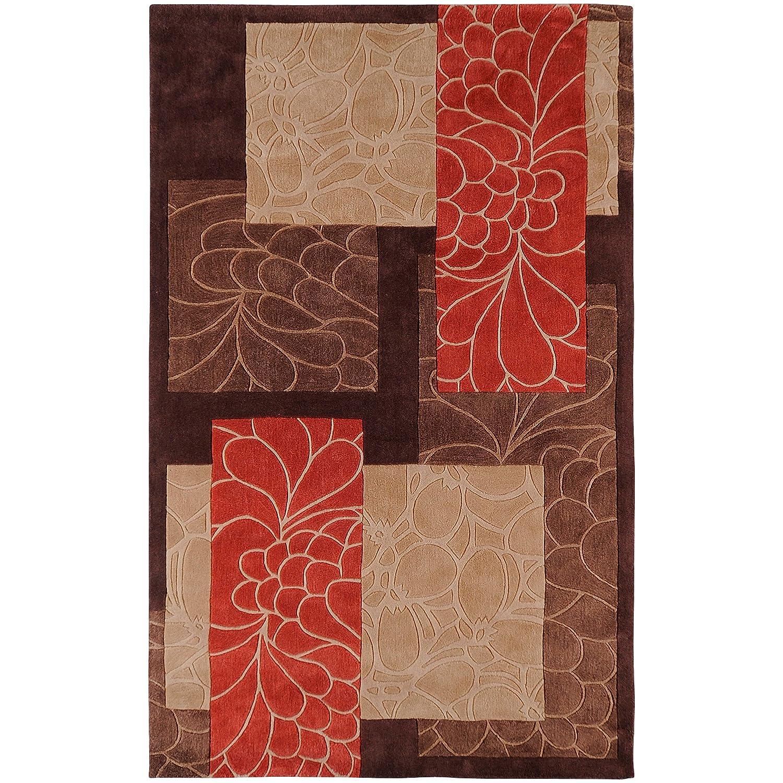 100 chocolate brown area rugs burnt orange and chocolate ar