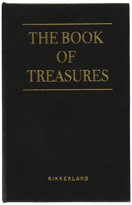 Kikkerland JK15 Book of Treasures Jewelry Box