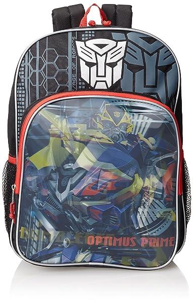 Accesorio innovaciones Big Boys Transformers Bumblebee – Mochila ...