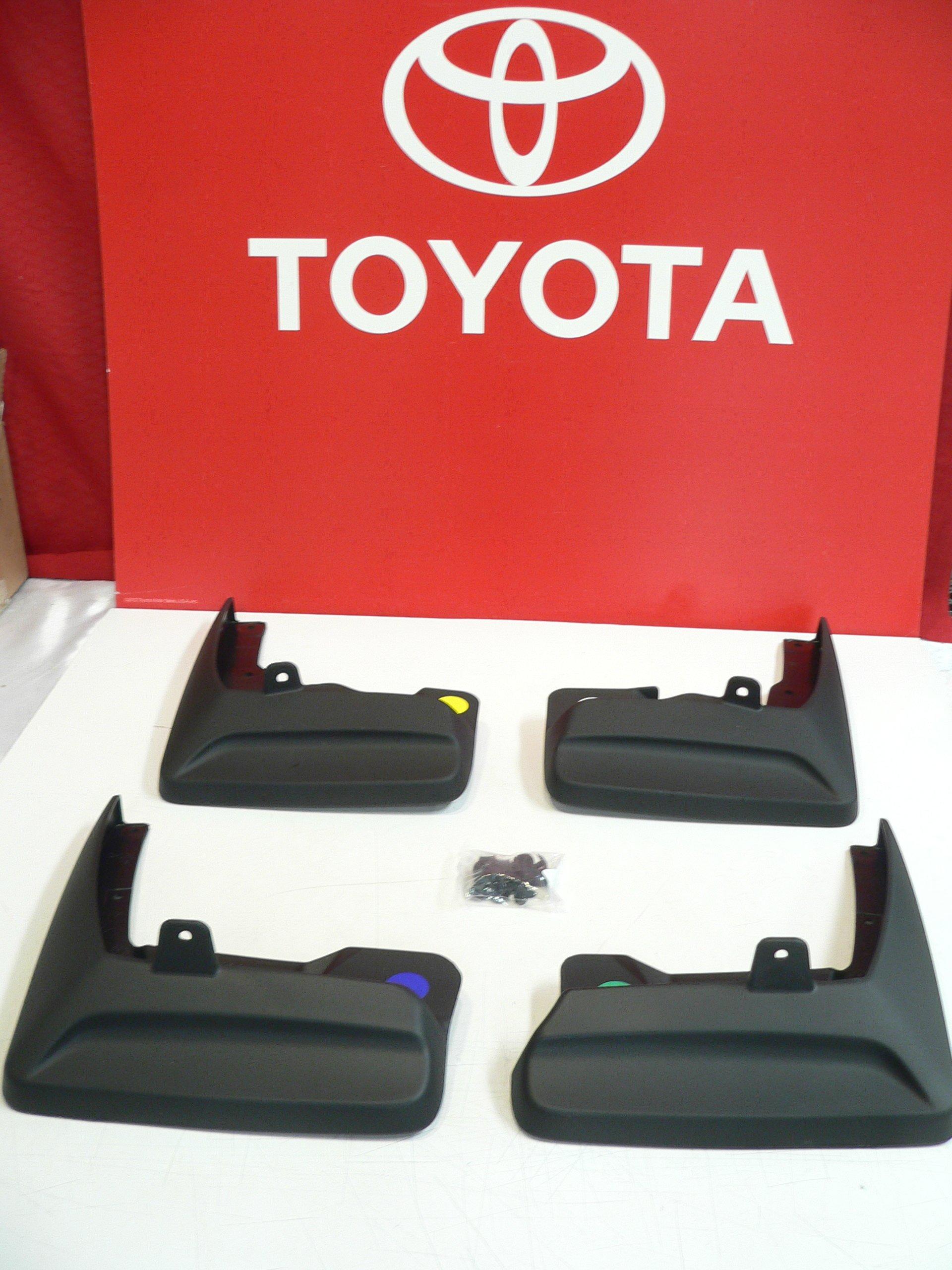 Genuine Toyota PT747-08041 Door Sill Protector