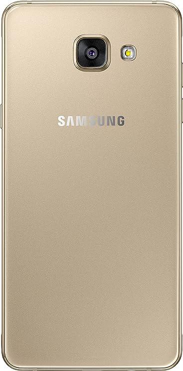 Samsung Galaxy A5 - Smartphone de 5.2 (SIM única, Android, Memoria Interna de 16 GB, 4G, NanoSIM, gsm, HSPA, UMTS, LTE), Oro: Amazon.es: Electrónica