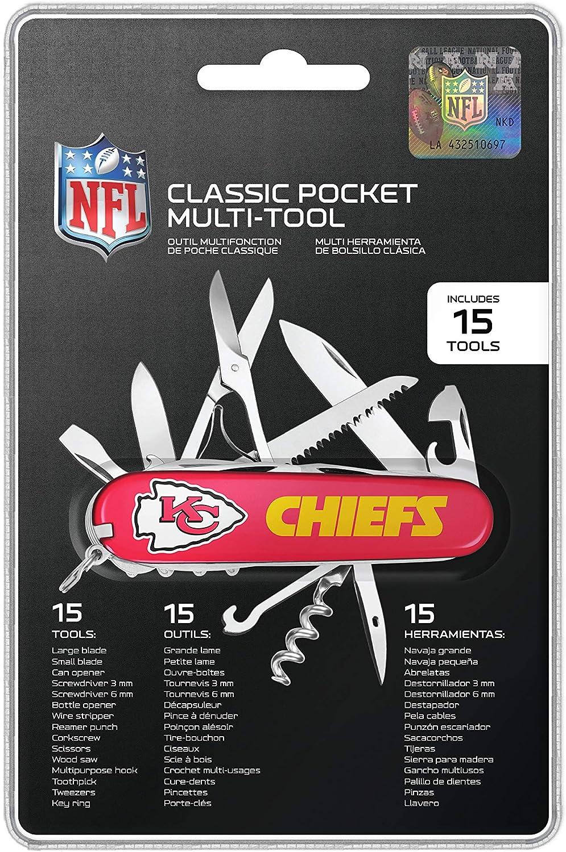 Amazon.com : The Sports Vault NFL Kansas City Chiefs Classic ...