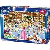 King Disney Jigsaw Puzzles - 99 Pieces (A - Tea Party)