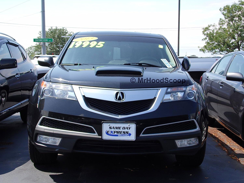 Amazon.com: 2007-2013 Hood Scoop for Acura MDX by MrHoodScoop UNPAINTED  HS005: Automotive
