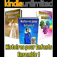 Histoires pour Enfants - Ensemble 1: Livres en français pour Enfants de 5 à 12 ans (French Edition)