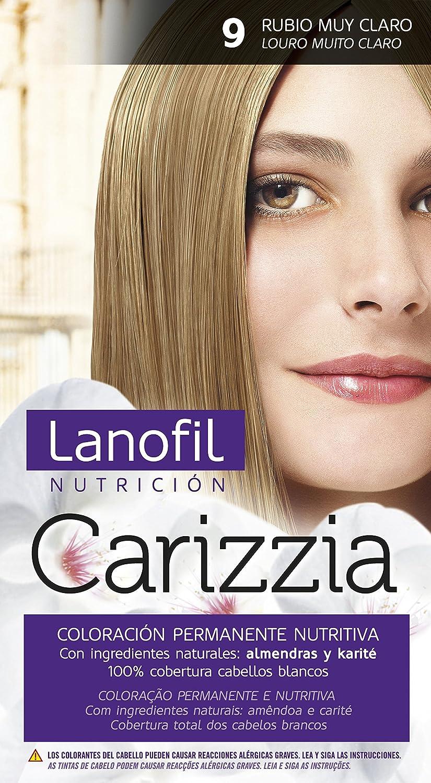 Revlon Lanofil Carizzia Tinte - Cuidado capilar, color 9 ...