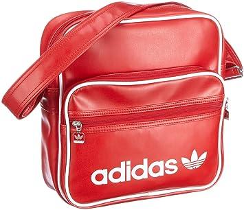 72d36199587dc adidas Originals Women s Shoulder Bag Red Rot LGTSCARLT WH  Amazon ...