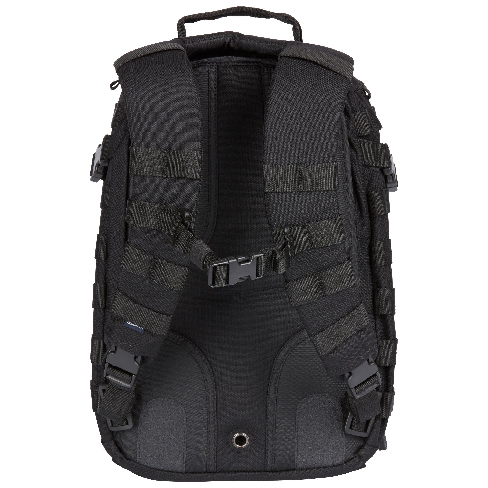 5.11 RUSH12 Tactical Military Assault Molle Backpack, Bug Out Rucksack Bag, Small, Style 56892, Black by 5.11 (Image #3)