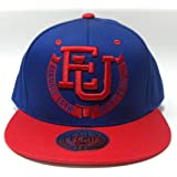 ddb55240c6f Ecko Unltd 3D Rhino Logo Flat Peak Baseball Snapback Cap  Amazon.co ...