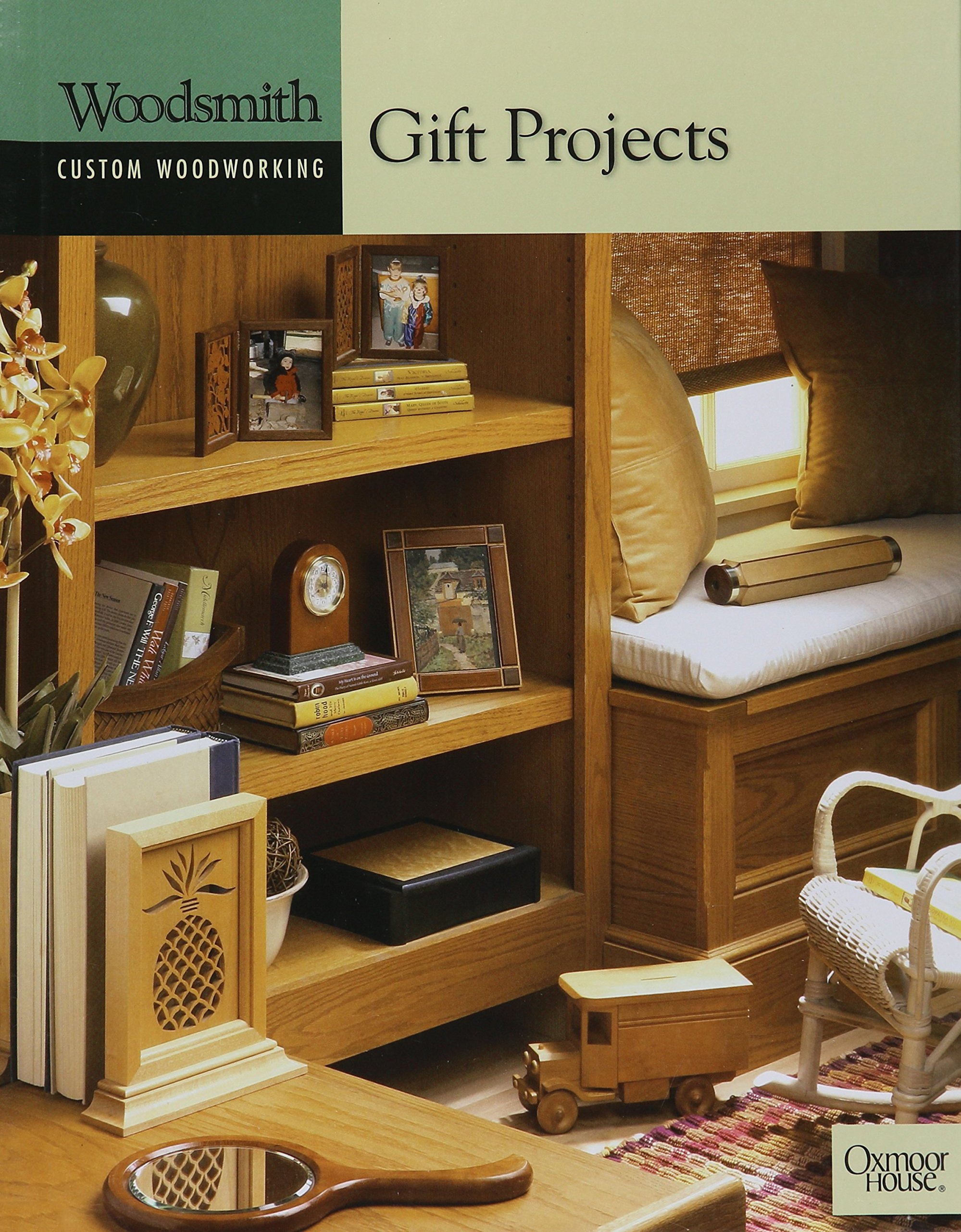 Gift Projects Woodsmith Custom Woodworking The Editors Of