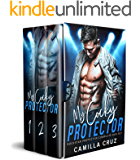 My Cocky Protector: Rockstar Protector Series Complete Box Set