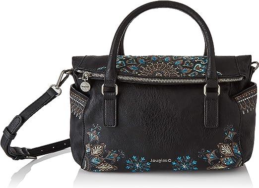 Desigual Accessories PU Hand Bag, Mano Mujer, Talla única