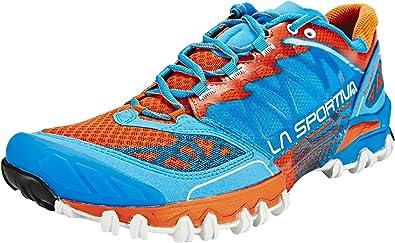 La Sportiva - Zapatillas de running para hombre, color negro ...