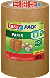 Tesa 55337-00002-01 Paper ecoLogo Ruban adhésif d'emballage 3 x 50:50 Marron