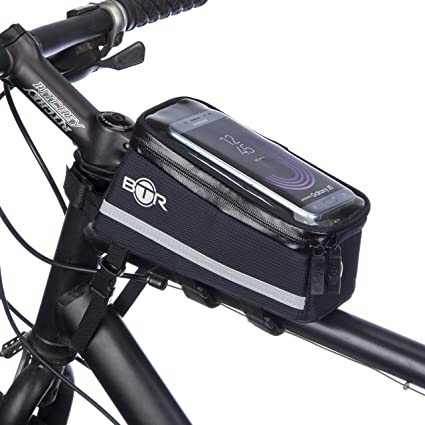 BTR Bicyclette Guidon Vélo Sac /& Vélo Support téléphone /& Cyclisme Accessoire de Rangement