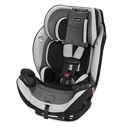 Evenflo Everystage Dlx All-in-One Car Seat - Excellent Evenflo All-in-One Car Seat
