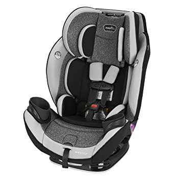 Evenflo EveryStage DLX All In One Car Seat Latitude