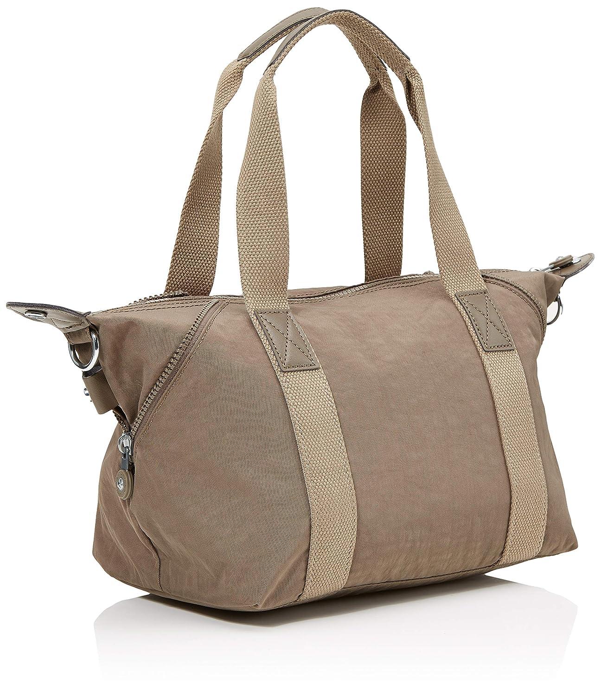 Kipling dam art mini handväska, en storlek Brun (True Beige)