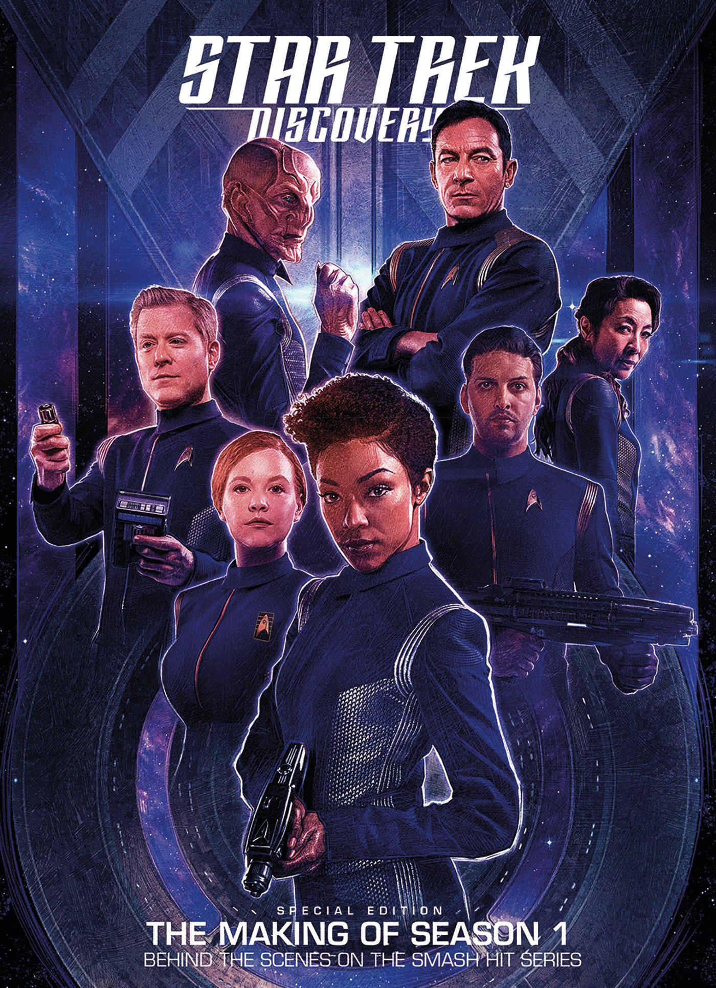 star trek discovery the official companion